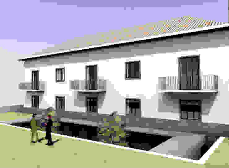 Alvalade - Habitação Religiosa Casas modernas por Zaida Amorim & Maria Luis, Lda Moderno