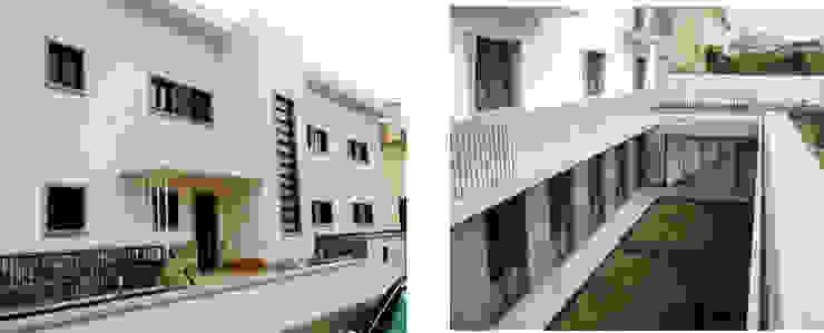 Alvalade – Habitação Religiosa por Zaida Amorim & Maria Luis, Lda Moderno