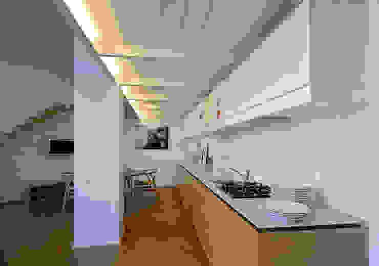Loft - via Maiocchi - Milano Cucina minimalista di Fabio Azzolina Architetto Minimalista