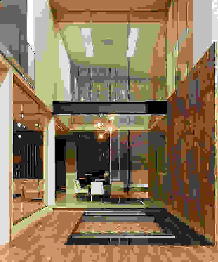 Besana Studio Rumah Modern Beige