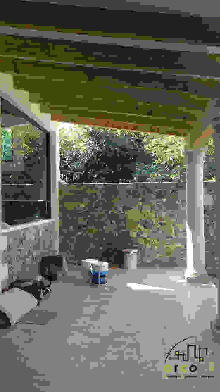 Casa de Descanso y Temazcal Casas coloniales de ARCO +I Colonial