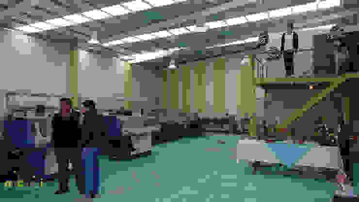 Fabrica Textil de ARCO +I Moderno