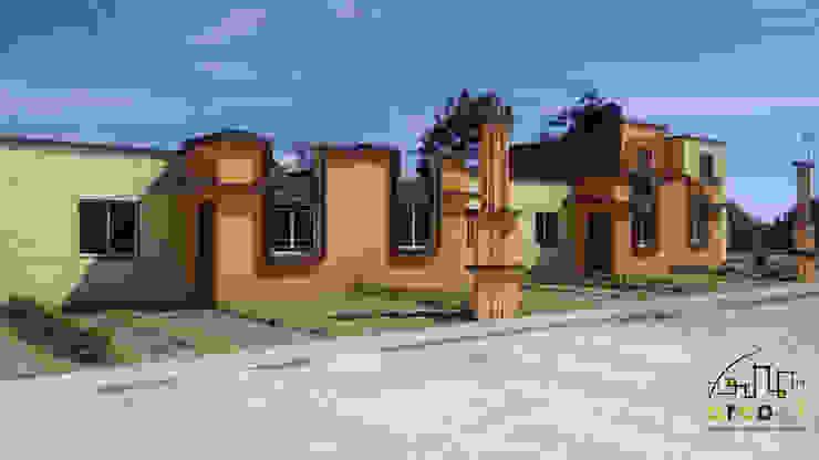 Rumah Minimalis Oleh ARCO +I Minimalis