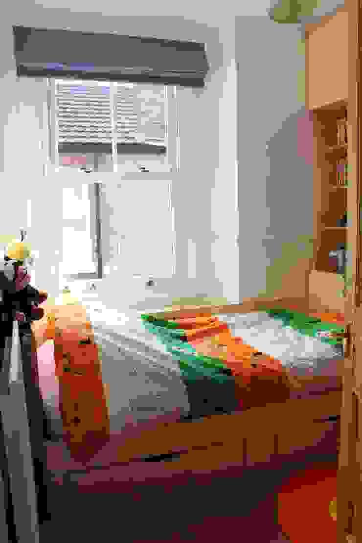 Child's bedroom: modern  by TreeSaurus, Modern Wood Wood effect