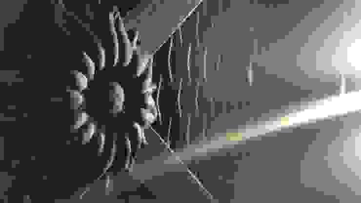 Barras Industriales:  de estilo industrial por Algo de Mi,Industrial Hierro/Acero