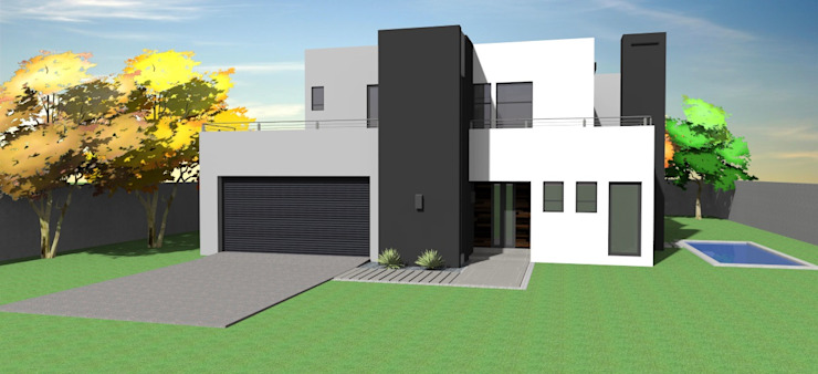 modern  by Pen Architectural Technologists, Modern