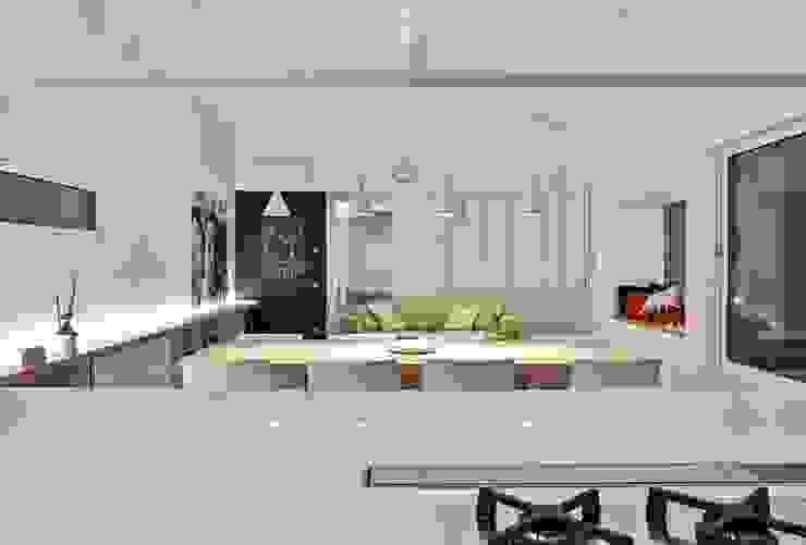 ALDENA Ruang Keluarga Modern
