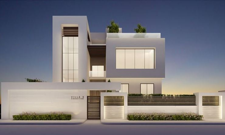 منازل تنفيذ IONS DESIGN