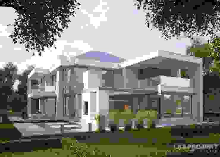 Casas de estilo  de LK&Projekt GmbH, Moderno