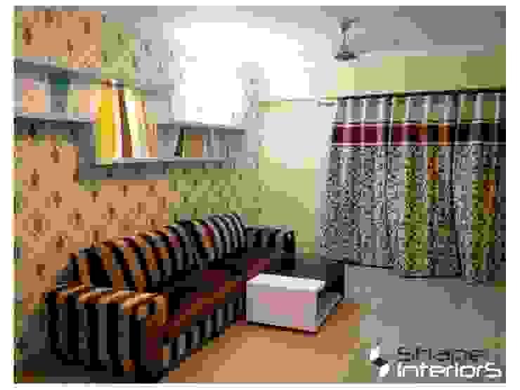 Living Hall Modern living room by Shape Interiors Modern