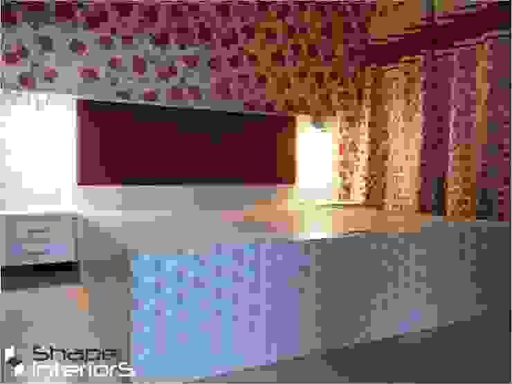 Master bedroom Modern style bedroom by Shape Interiors Modern
