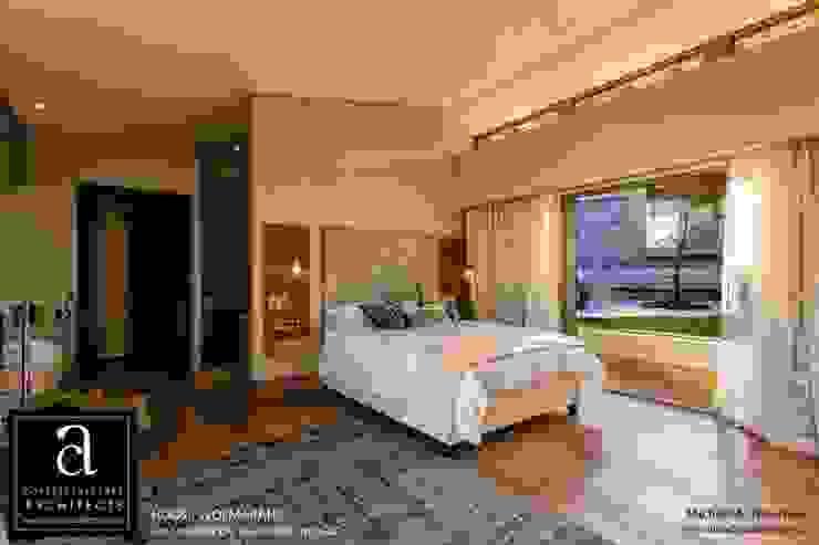 Coetzee Alberts Architects Dormitorios de estilo moderno