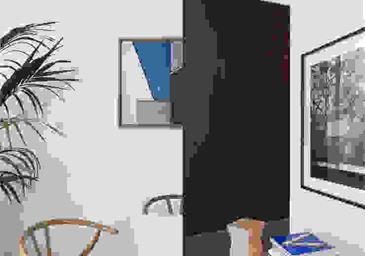 Apartment – Via Crespi – Milano Cucina eclettica di Fabio Azzolina Architetto Eclettico