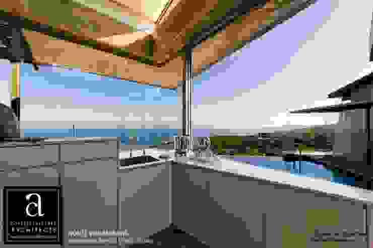 Coetzee Alberts Architects Piscinas de estilo moderno
