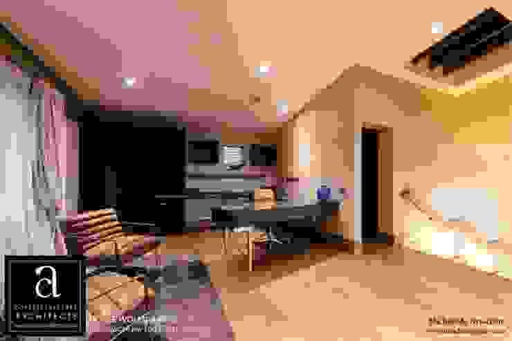 Coetzee Alberts Architects Estudios y despachos de estilo moderno