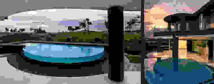 Residence Calaca by FRANCOIS MARAIS ARCHITECTS Modern