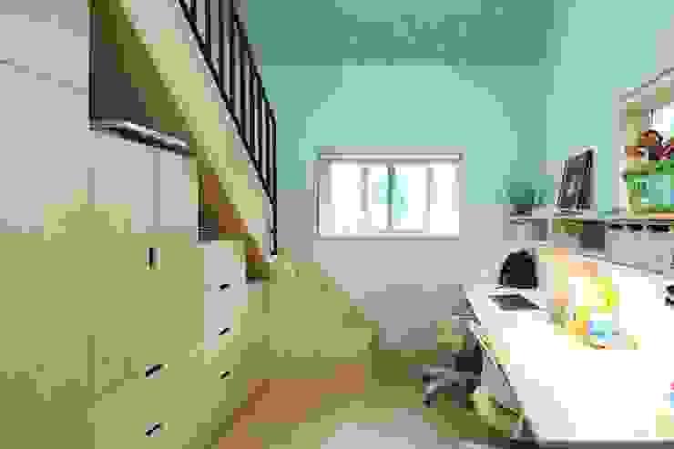 봉상리 주택: 위드하임의  방
