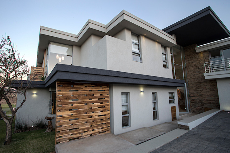 Residence Naidoo:  Houses by FRANCOIS MARAIS ARCHITECTS, Modern