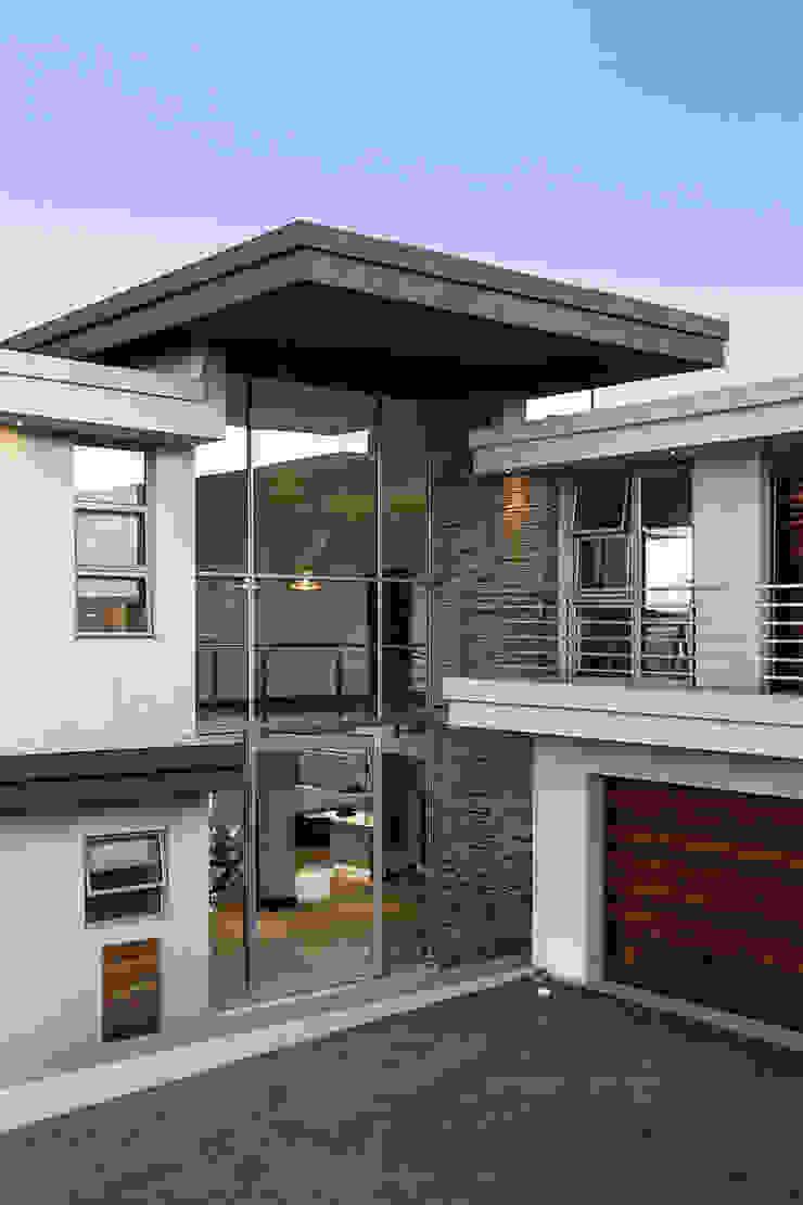 Residence Naidoo Modern houses by FRANCOIS MARAIS ARCHITECTS Modern