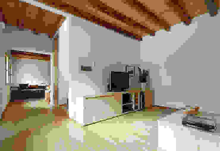 Minimalist Oturma Odası ALDENA Minimalist
