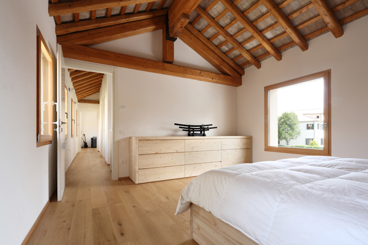 Minimalist Yatak Odası ALDENA Minimalist