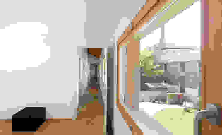 Modern Pencere & Kapılar ALDENA Modern Ahşap Ahşap rengi