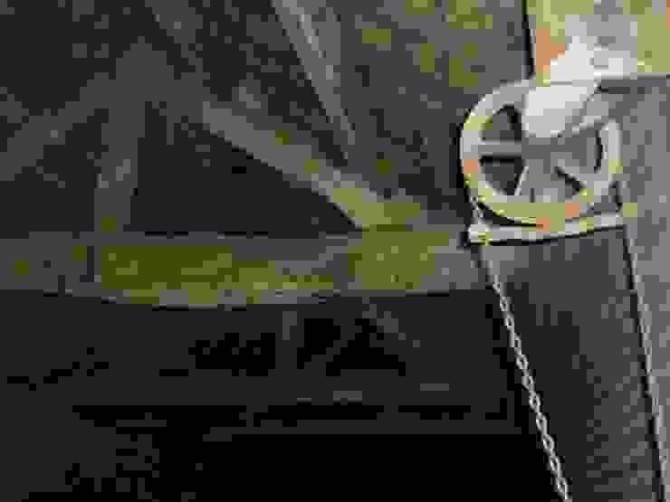 The existing barn before conversion Farrar Bamforth Associates Ltd