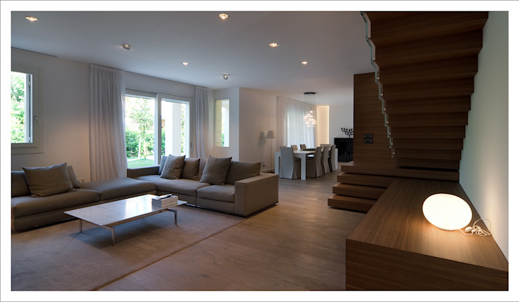 Modern Oturma Odası ALDENA Modern