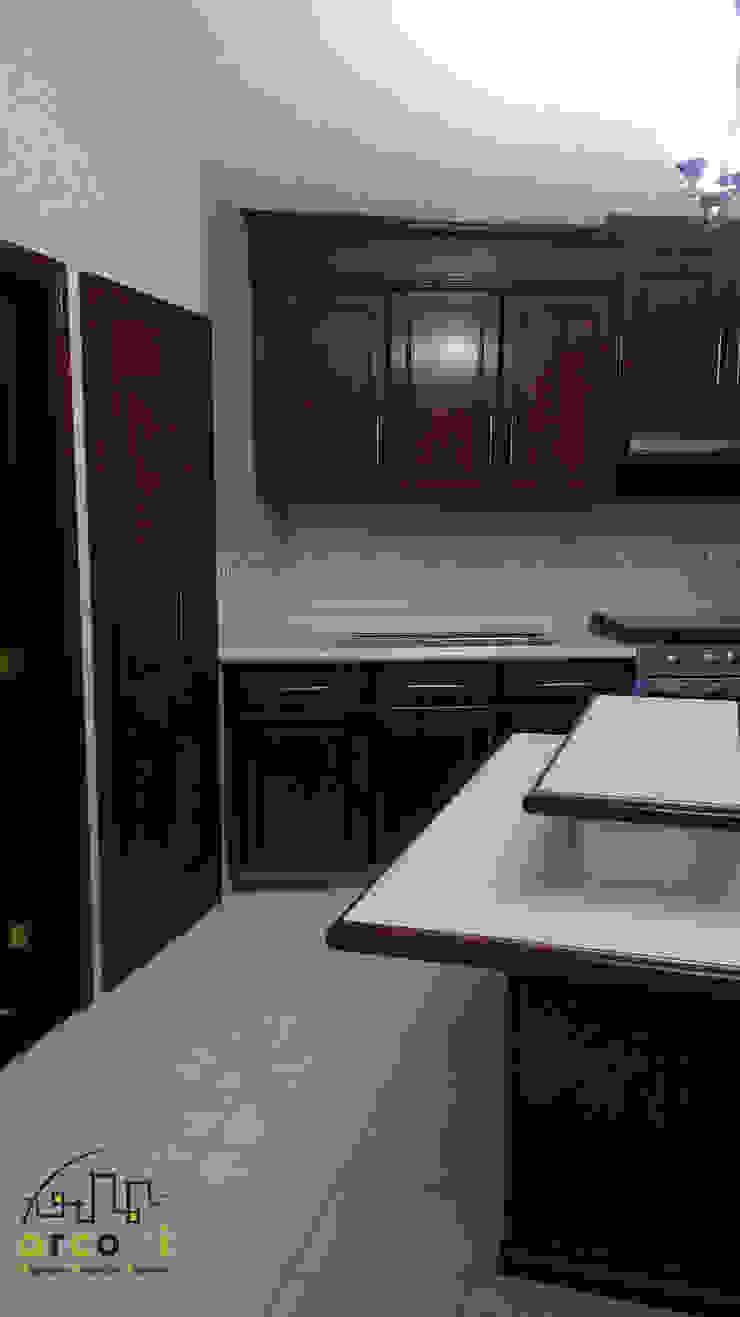 Remodelación cocina Cocinas modernas de ARCO +I Moderno