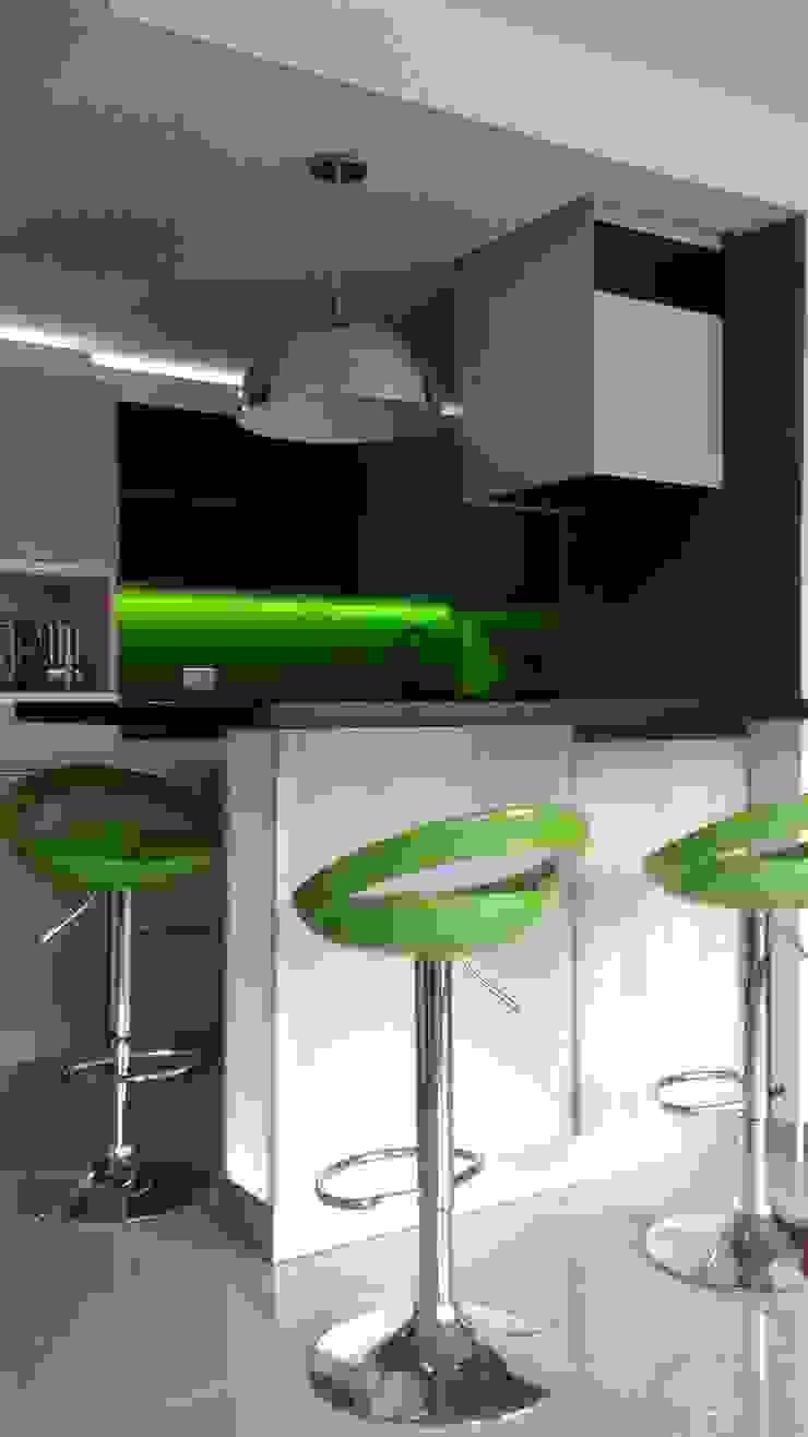 cocina contemporáneo Cocinas de estilo moderno de Modulo Moderno