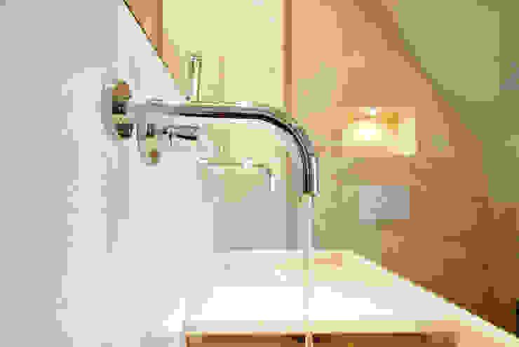 SALLIER WOHNEN SYLT Modern Bathroom Sandstone Beige