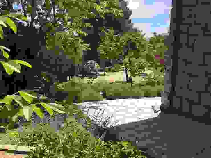 Tuin door Azarbe jardines, Mediterraan