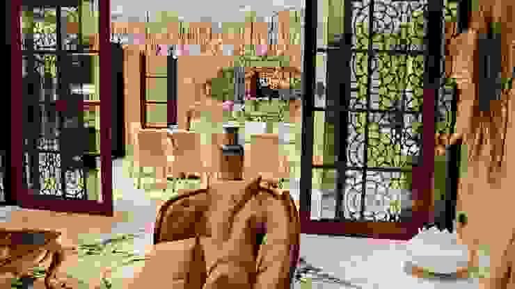 Private House Kolkata por Serip Moderno
