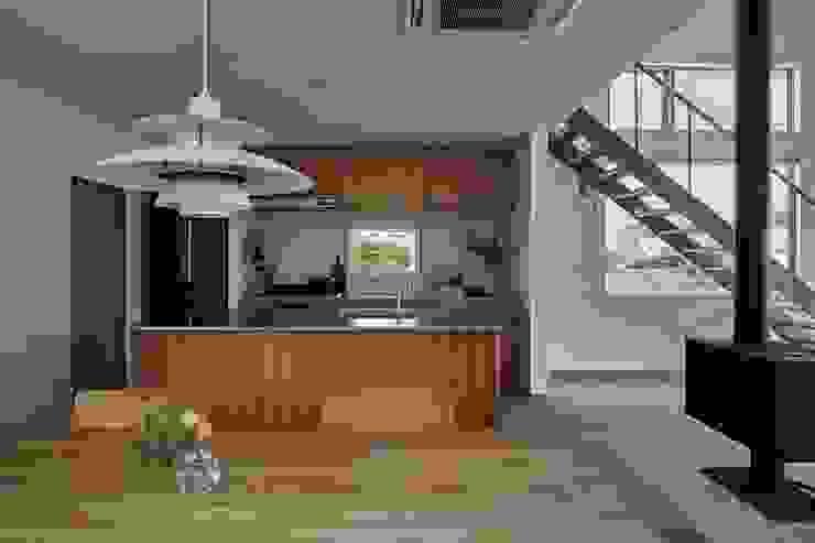 toki Architect design office Modern dining room