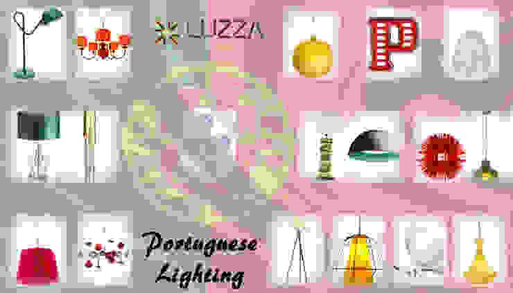 modern  by LUZZA by AIPI - Portuguese Lighting Association, Modern