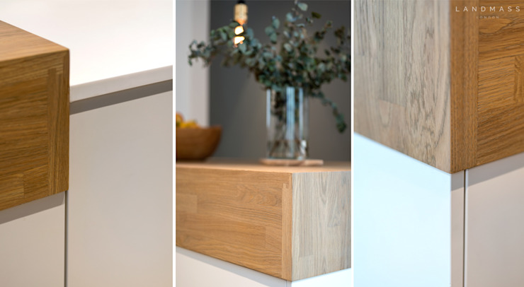 KITCHEN DETAILS by Landmass London Scandinavian