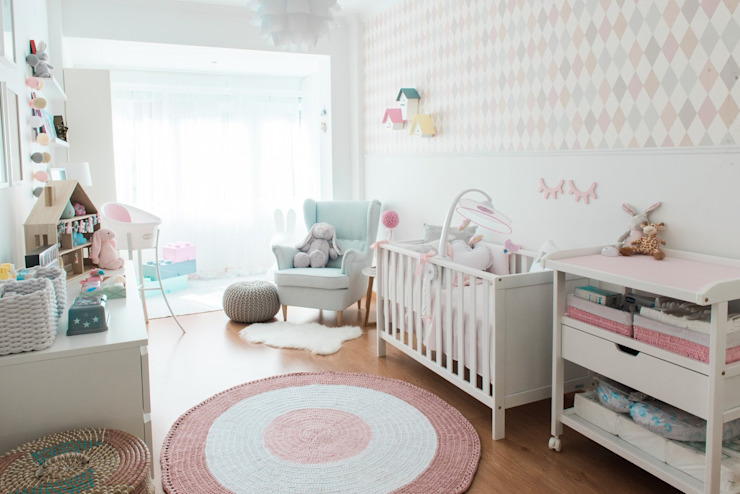 Modern nursery/kids room by In&Out Modern