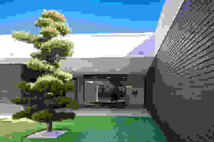 Стены и пол в стиле модерн от ARTEQUITECTOS Модерн