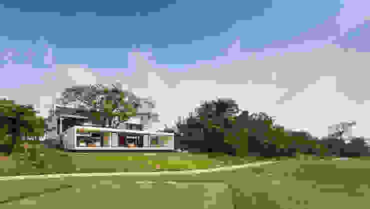 Contexto Casas de estilo minimalista de Yucatan Green Design Minimalista
