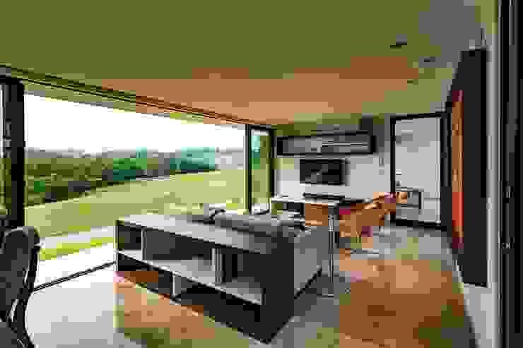 Estudio Oficinas de estilo minimalista de Yucatan Green Design Minimalista