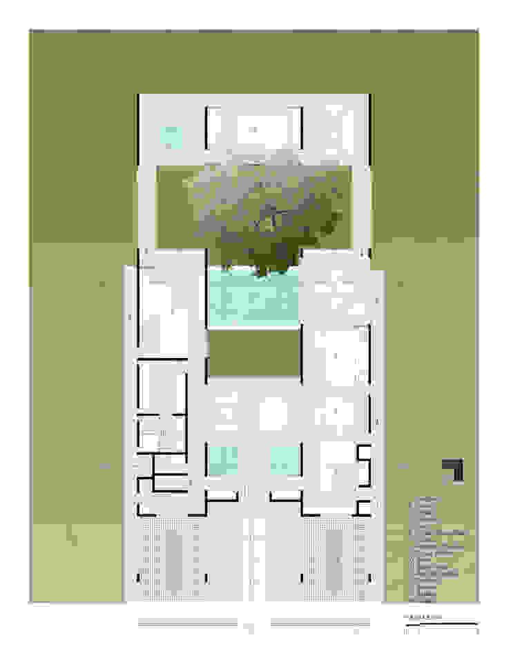 Planta baja Yucatan Green Design