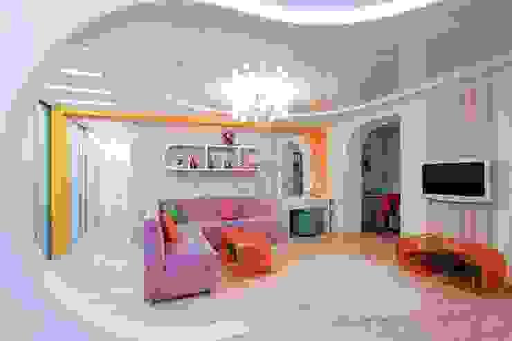 PERFECT & AFFORDABLE LDA Dormitorios de estilo moderno Tableros de virutas orientadas Beige