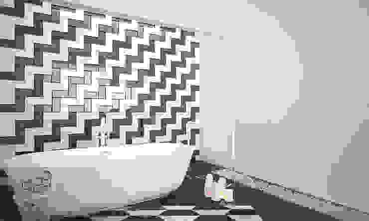 olivia Sciuto BathroomBathtubs & showers