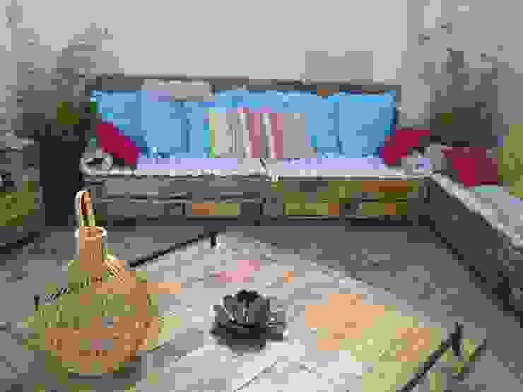 salon de jardin fait sur mesure by amour de palette création ...