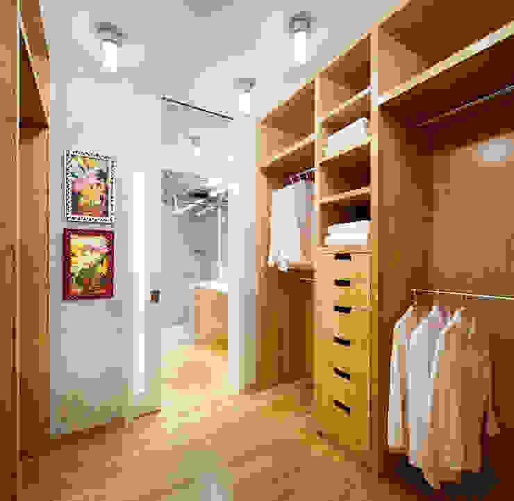 Baños de estilo moderno de Lilian H. Weinreich Architects Moderno Bambú Verde