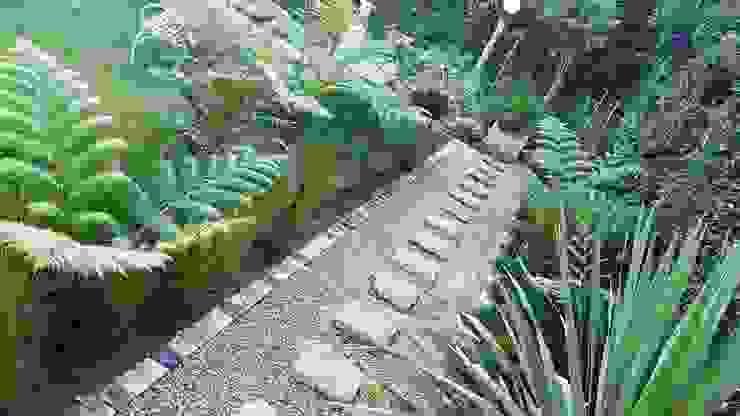 Gorgeous Gardens Taman Gaya Mediteran