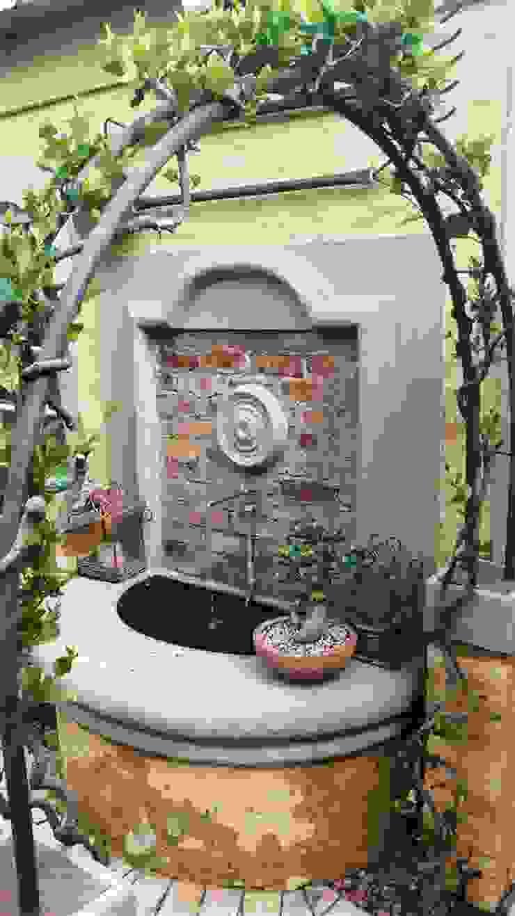Rietfontein Mediterranean style house by Gorgeous Gardens Mediterranean