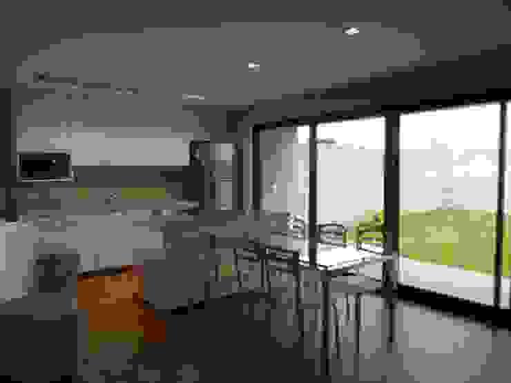 Cozinha em ilha Cozinhas rústicas por Metamorfose Arquitetura e Urbanismo Rústico