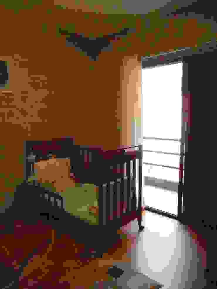 Metamorfose Arquitetura e Urbanismo Habitaciones infantiles