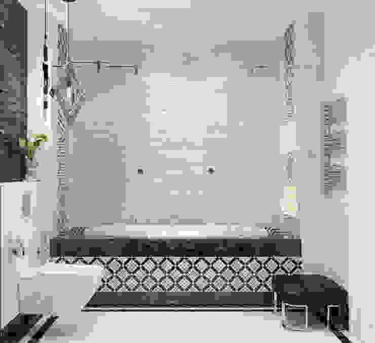 Студия дизайна Дарьи Одарюк حمام Multicolored